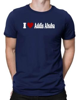 I Love Addis Ababa Men T-Shirt