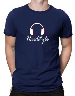 Hardstyle - Headphones Men T-Shirt