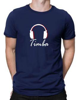Timba - Headphones Men T-Shirt