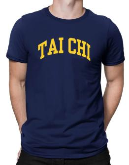 Tai Chi Athletic Dept Men T-Shirt