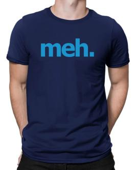 meh. Men T-Shirt