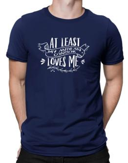 At least my Andean Condor loves me 2 Men T-Shirt