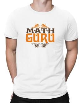 Math Guru Men T-Shirt