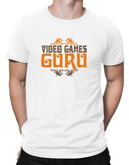 Video Games Guru Men T-Shirt