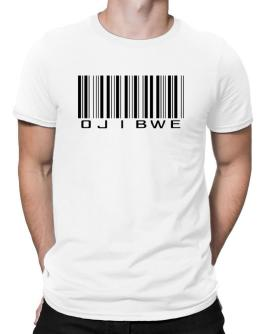 Ojibwe Barcode Men T-Shirt