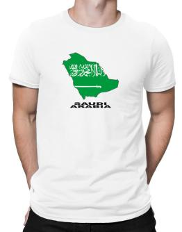 Polo de Saudi Arabia - Country Map Color