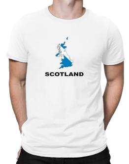 Polo de Scotland - Country Map Color