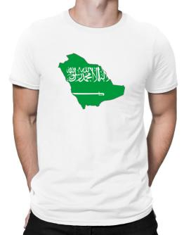 Polo de Saudi Arabia - Country Map Color Simple
