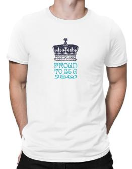 Proud To Be A Jew Men T-Shirt