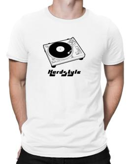 Retro Hardstyle - Music Men T-Shirt