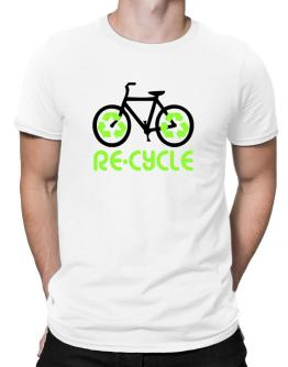 Recycle bicycle Men T-Shirt