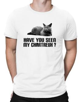 Have you seen my Chartreux? Men T-Shirt