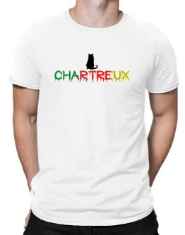 Dripping Chartreux Men T-Shirt