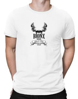 Bronx in excess kills you I am not afraid of death 2 Men T-Shirt