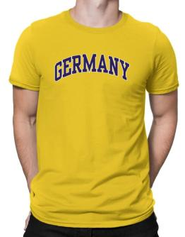 Germany - Simple Men T-Shirt