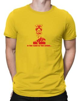 """ In the name of the father... - Jesus "" Men T-Shirt"