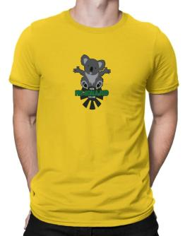 Koalafied for a hug Men T-Shirt