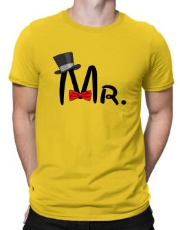 Mr. Gentleman Men T-Shirt