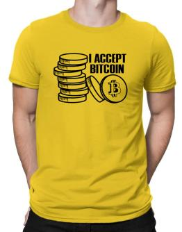 Polo de I accept Bitcoin
