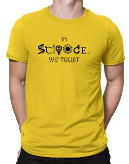 In Science We Trust Men T-Shirt