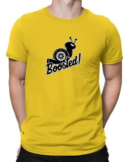 Boosted turbo snail Men T-Shirt