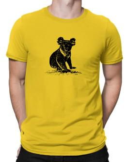 Koala sketch Men T-Shirt