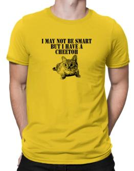 I may not be smart but I have a Cheetoh Men T-Shirt