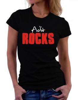 Adit Rocks Women T-Shirt