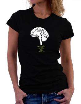 Bass Guitar Keeps Me Sane Women T-Shirt