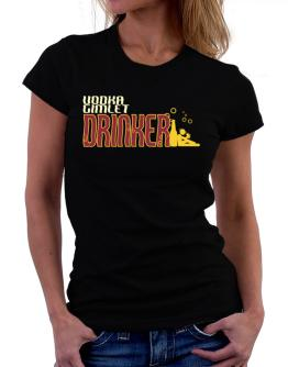 Vodka Gimlet Drinker Women T-Shirt