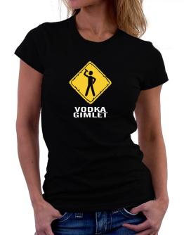 Vodka Gimlet Women T-Shirt