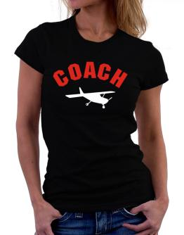 """ Aerobatics COACH "" Women T-Shirt"