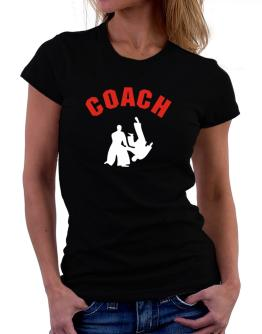 Aikido Coach Women T-Shirt