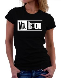 Mr. Agüero Women T-Shirt