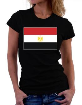 Egypt Flag Women T-Shirt