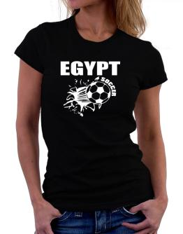 All Soccer Egypt Women T-Shirt
