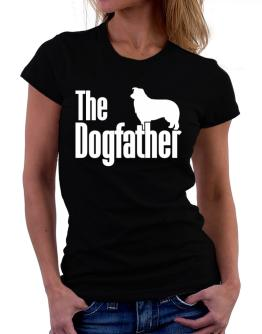 The dogfather Border Collie Women T-Shirt