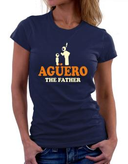 Agüero The Father Women T-Shirt