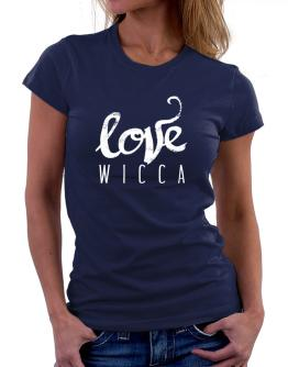 Love Wicca 2 Women T-Shirt