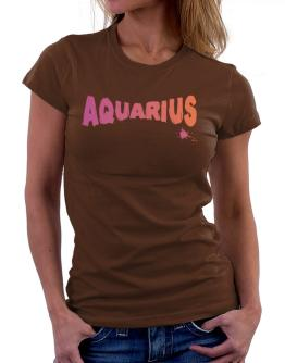 Aquarius Women T-Shirt