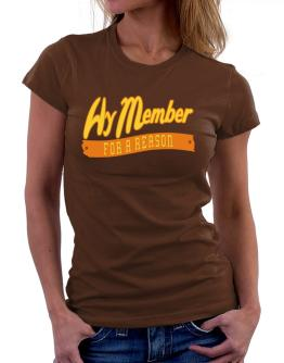 Hy Member For A Reason Women T-Shirt