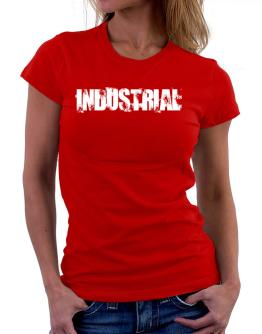 Industrial - Simple Women T-Shirt