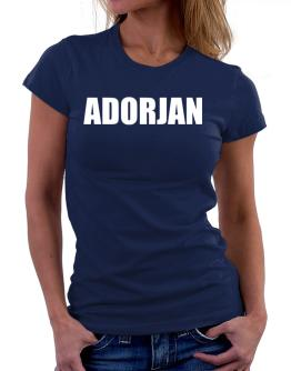 Adorjan Women T-Shirt
