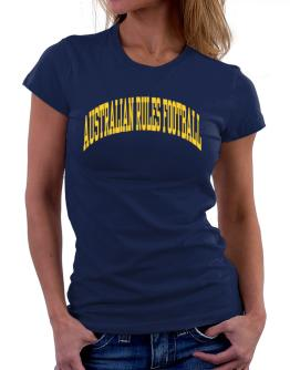 Australian Rules Football Athletic Dept Women T-Shirt