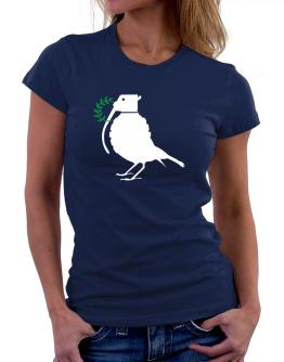 Dove grenade Women T-Shirt