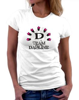 Team Darline - Initial Women T-Shirt
