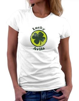 Lucky Avila Women T-Shirt