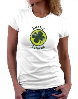 Lucky Palacios Women T-Shirt