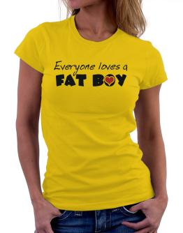Polo de Dama de Everyone loves a Fat Boy