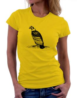 Andean Condor sketch Women T-Shirt